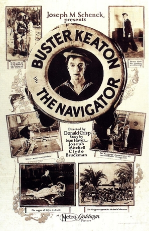 The Navigator - Movie Poster (thumbnail)