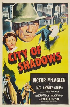 City of Shadows - Movie Poster (thumbnail)