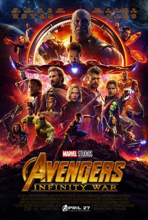 Avengers: Infinity War - Movie Poster (thumbnail)