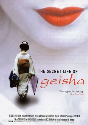 """The Secret Life of Geisha"" - Movie Poster (thumbnail)"