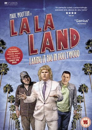 """La La Land"" - British Movie Cover (thumbnail)"