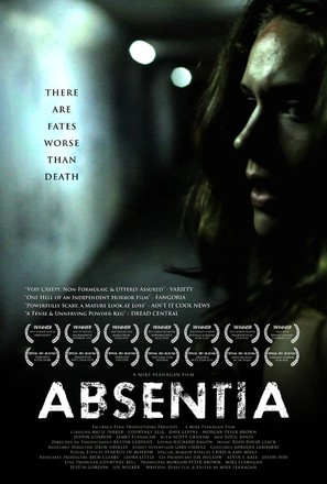 Absentia - Movie Poster (thumbnail)
