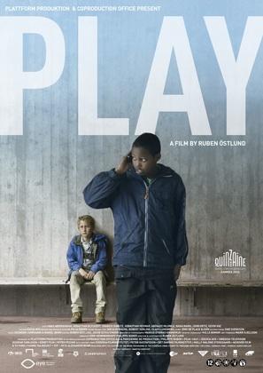 Play - Dutch Movie Poster (thumbnail)