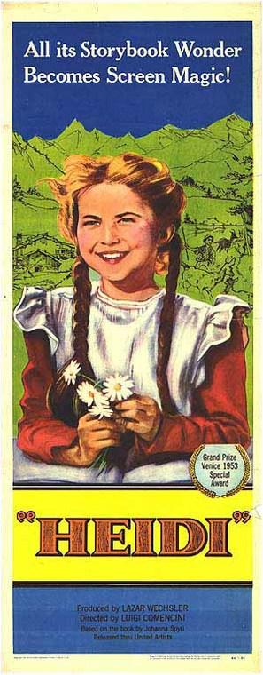 Heidi - Movie Poster (thumbnail)