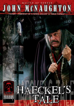 """""""Masters of Horror"""" Haeckel's Tale - German DVD movie cover (thumbnail)"""