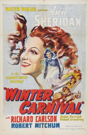 Winter Carnival - Movie Poster (thumbnail)