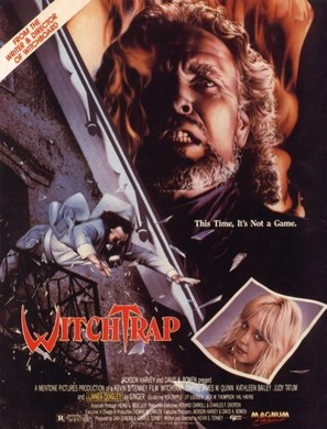 Witchtrap - Movie Poster (thumbnail)