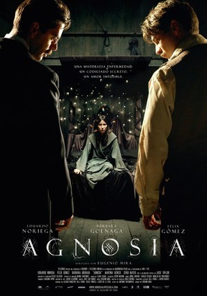 Agnosia - Spanish Movie Poster (thumbnail)
