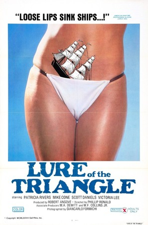 Lure of the Triangle - Movie Poster (thumbnail)