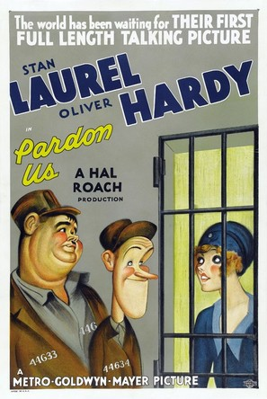 Pardon Us - Movie Poster (thumbnail)