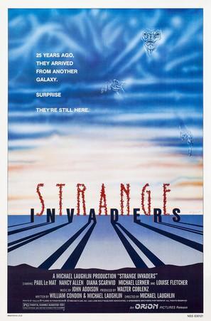 Strange Invaders - Movie Poster (thumbnail)