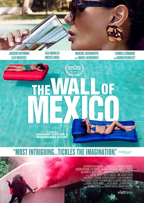 The Wall of Mexico - Movie Poster (thumbnail)