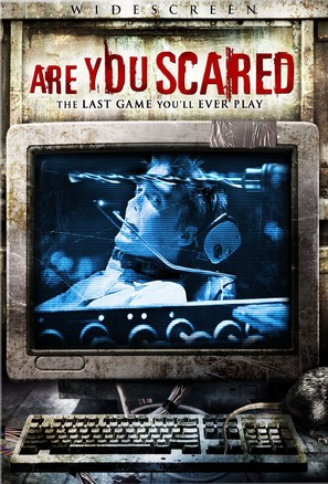 Are You Scared - DVD cover (thumbnail)