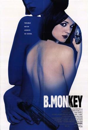 B. Monkey - Movie Poster (thumbnail)