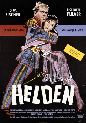 Helden - German Movie Poster (thumbnail)