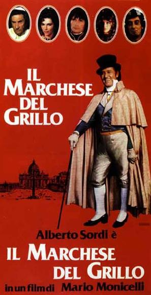 Marchese del Grillo, Il