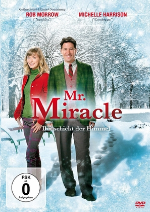 Mr. Miracle - German DVD movie cover (thumbnail)