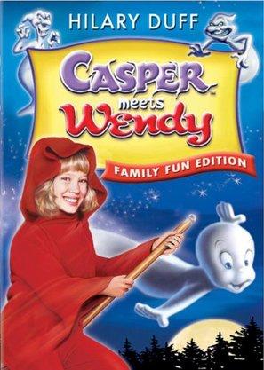Casper Meets Wendy - DVD cover (thumbnail)