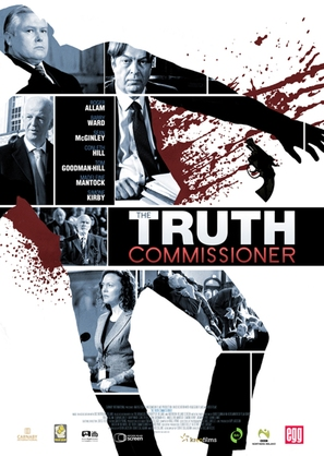 The Truth Commissioner - Irish Movie Poster (thumbnail)
