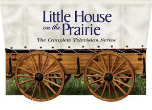 """Little House on the Prairie"" - DVD cover (thumbnail)"