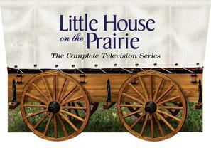 """Little House on the Prairie"" - DVD movie cover (thumbnail)"