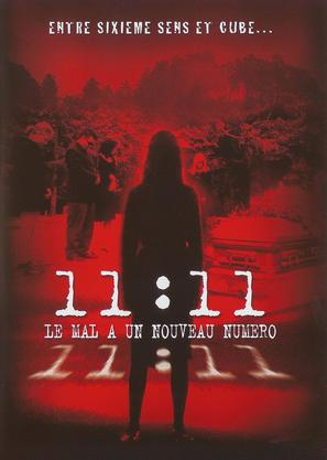 11:11 - Canadian DVD movie cover (thumbnail)