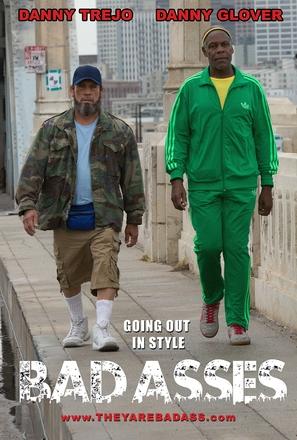 Bad Asses - Movie Poster (thumbnail)