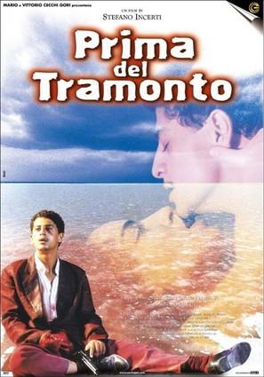 Prima del tramonto - Italian Movie Poster (thumbnail)