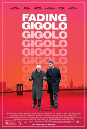 Fading Gigolo - Movie Poster (thumbnail)