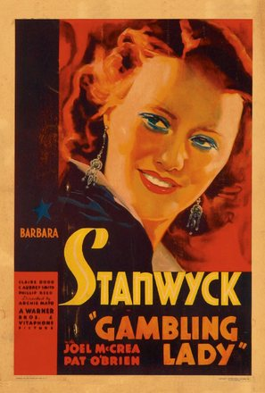 Gambling Lady - Movie Poster (thumbnail)