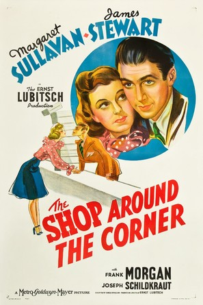 The Shop Around the Corner - Movie Poster (thumbnail)