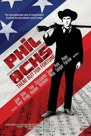 Phil Ochs: There But for Fortune - Movie Poster (thumbnail)