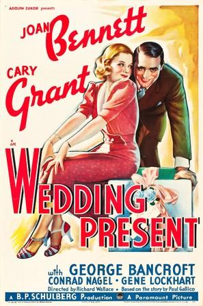 Wedding Present - Movie Poster (thumbnail)