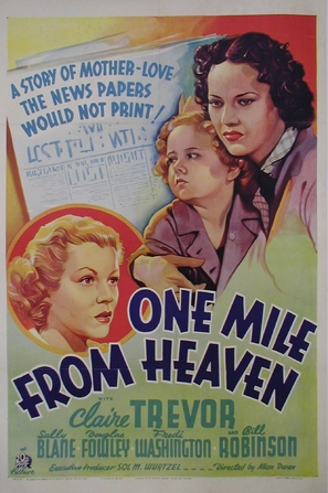 One Mile from Heaven - Movie Poster (thumbnail)