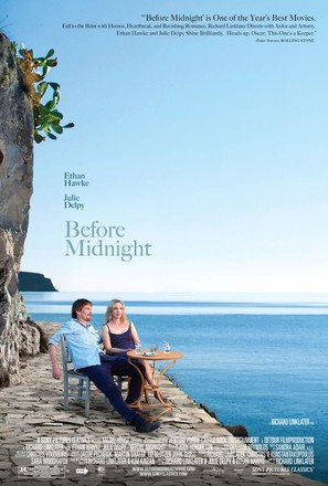 Before Midnight - Movie Poster (thumbnail)