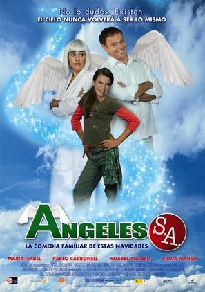 Ángeles S.A. - Spanish poster (thumbnail)