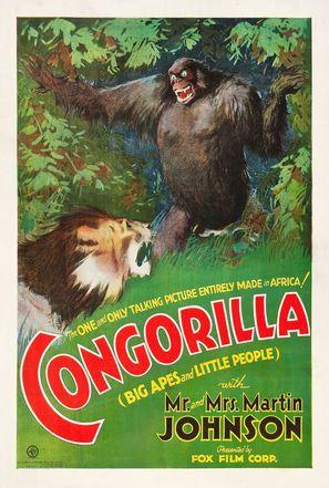 Congorilla - Movie Poster (thumbnail)