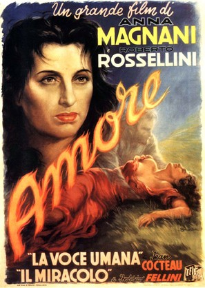 Amore, L' - Italian Movie Poster (thumbnail)
