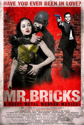 Mr. Bricks: A Heavy Metal Murder Musical
