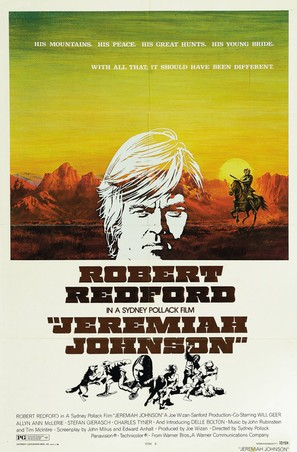 Jeremiah Johnson - Movie Poster (thumbnail)