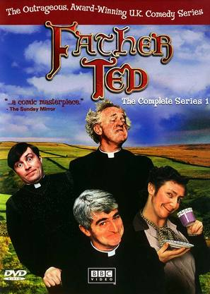 """Father Ted"" - DVD cover (thumbnail)"