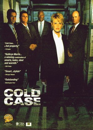 """Cold Case"" - Movie Poster (thumbnail)"