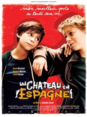 Un château en Espagne - French Movie Poster (thumbnail)