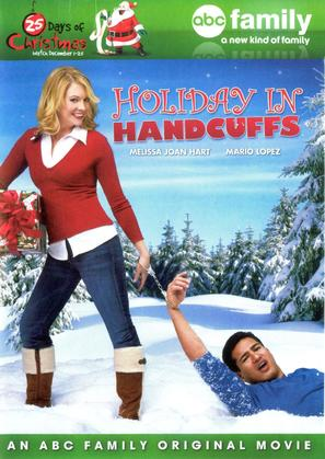 Holiday in Handcuffs - DVD movie cover (thumbnail)