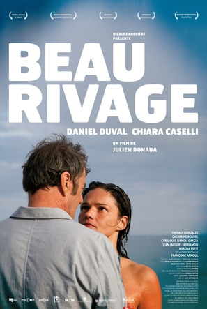 Beau rivage - French Movie Poster (thumbnail)