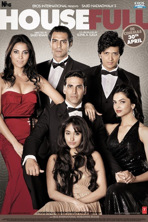 Housefull - Indian Movie Poster (thumbnail)