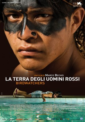 BirdWatchers - La terra degli uomini rossi - Italian Movie Poster (thumbnail)