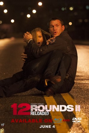12 Rounds: Reloaded - Video release movie poster (thumbnail)