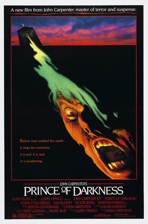Prince of Darkness - Movie Poster (thumbnail)