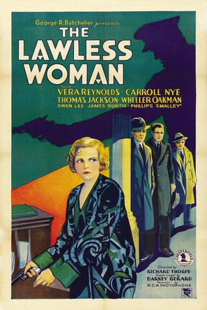 The Lawless Woman - Movie Poster (thumbnail)